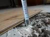 betonová mazanina o síle 12 mm