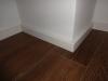 Dřevěná podlaha - lištování