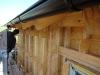 Dřevostavba před tepelnou izolací